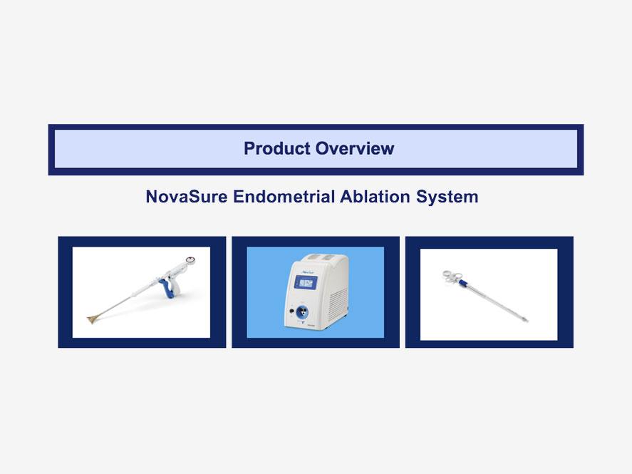 Endometrial Ablation – NovaSure System Overview
